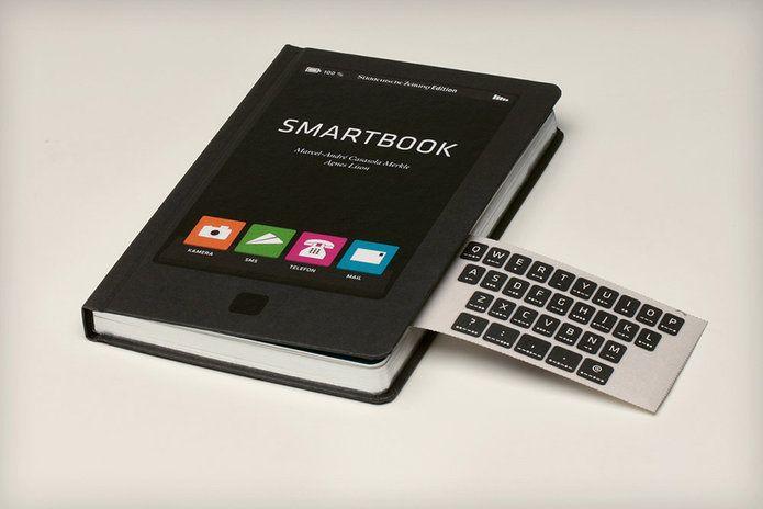 Smartbook - Analog ist das neue Digital | Slanted - Typo Weblog und Magazin