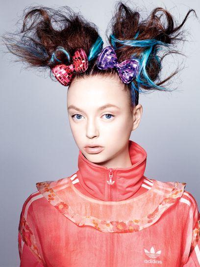 Guido Palau, Redken's Global Styling Director, für die Teen Vogue. chicquero.com/... #Coloration #Redken #GuidoPalau Redken Deutschland & Österreich