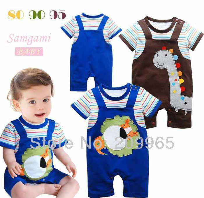Resultado De Imagen Para Ropita Para Bebe Recien Nacido Verano Baby Kids Clothes Baby Overalls Baby Boy Romper