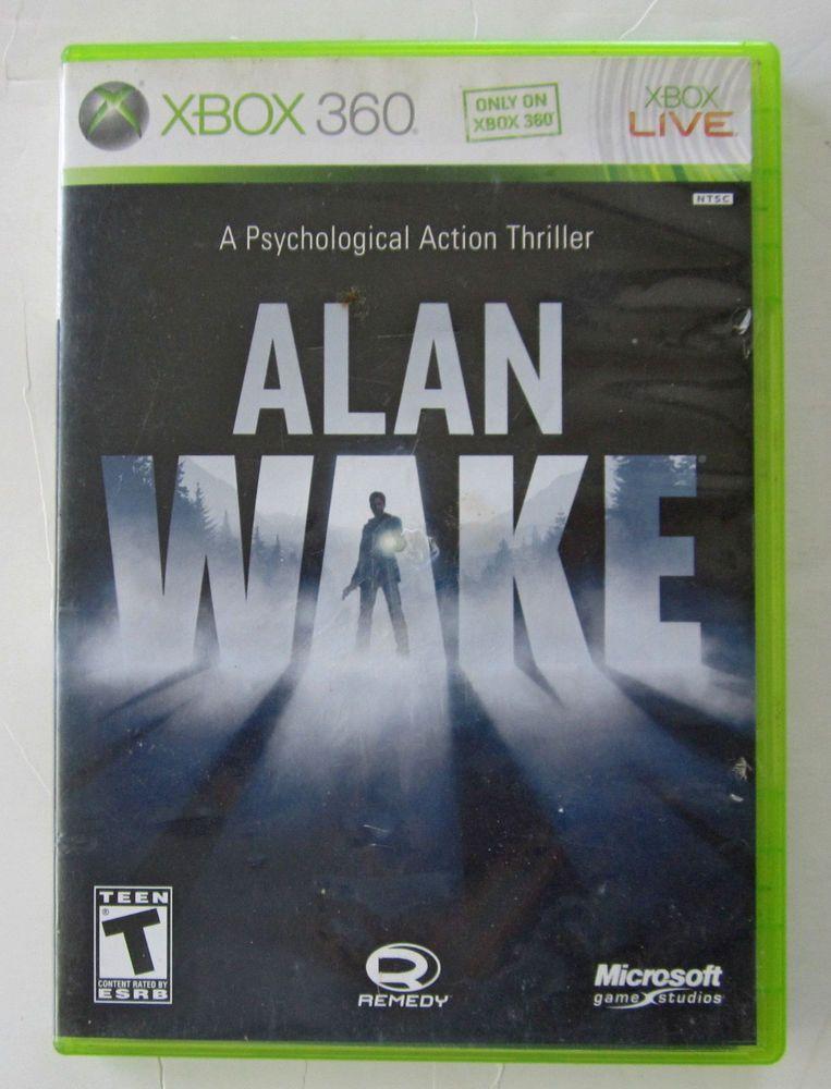 Alan Wake (Microsoft Xbox 360, 2010)