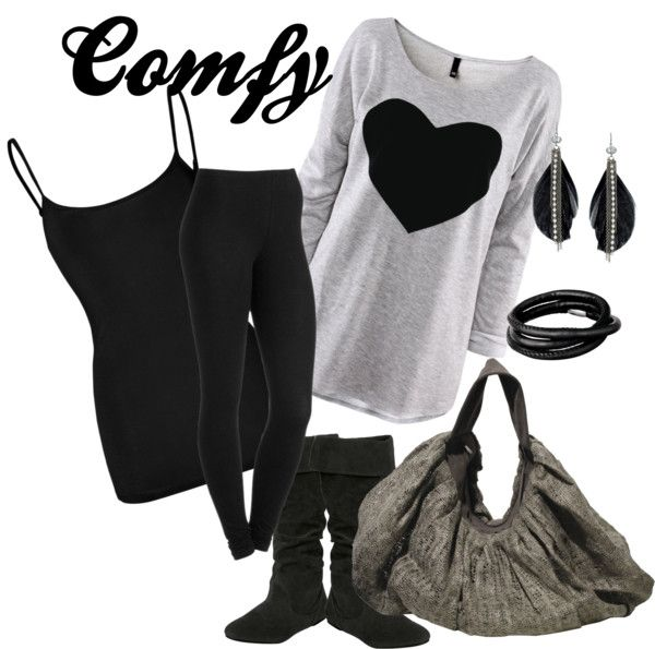 """Comfy"" by jsandoval on Polyvore"