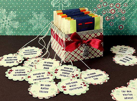 scrapperia teegoodie mit trinkanweisungen geschenke. Black Bedroom Furniture Sets. Home Design Ideas