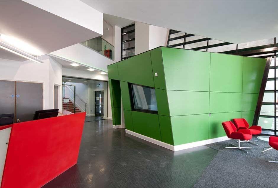 Modern school interior design london schoolinterior - Interior design colleges in london ...