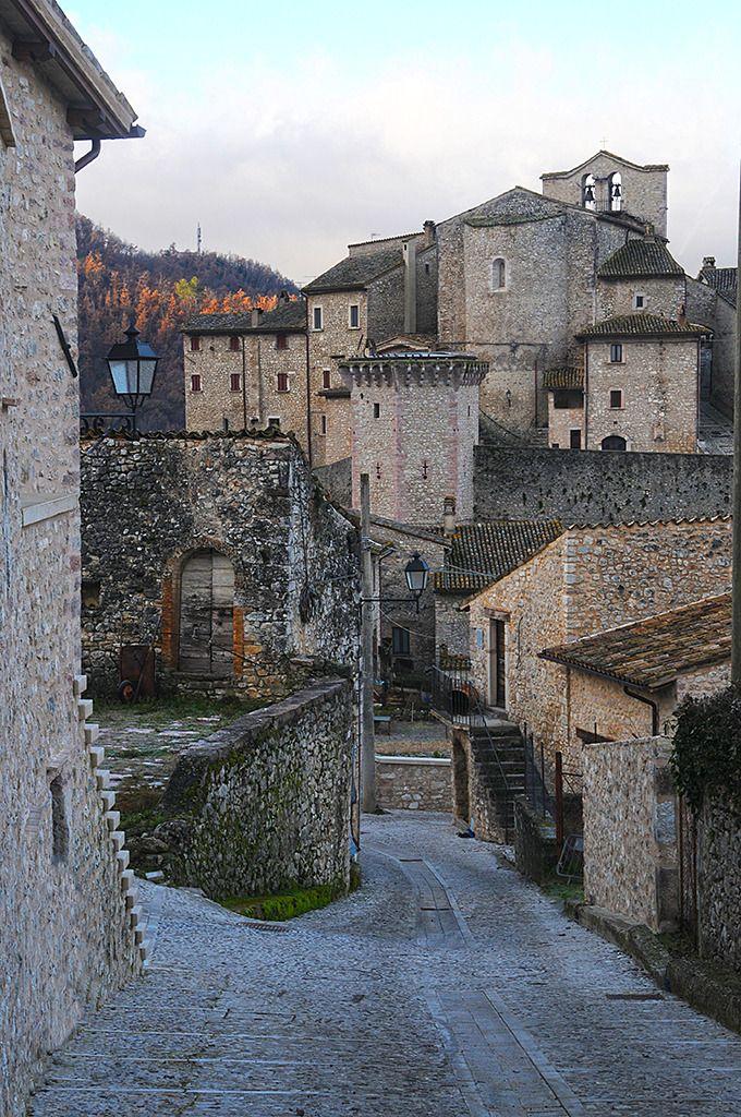 Vallo di Nera, Perugia, Umbria (con immagini) Italia