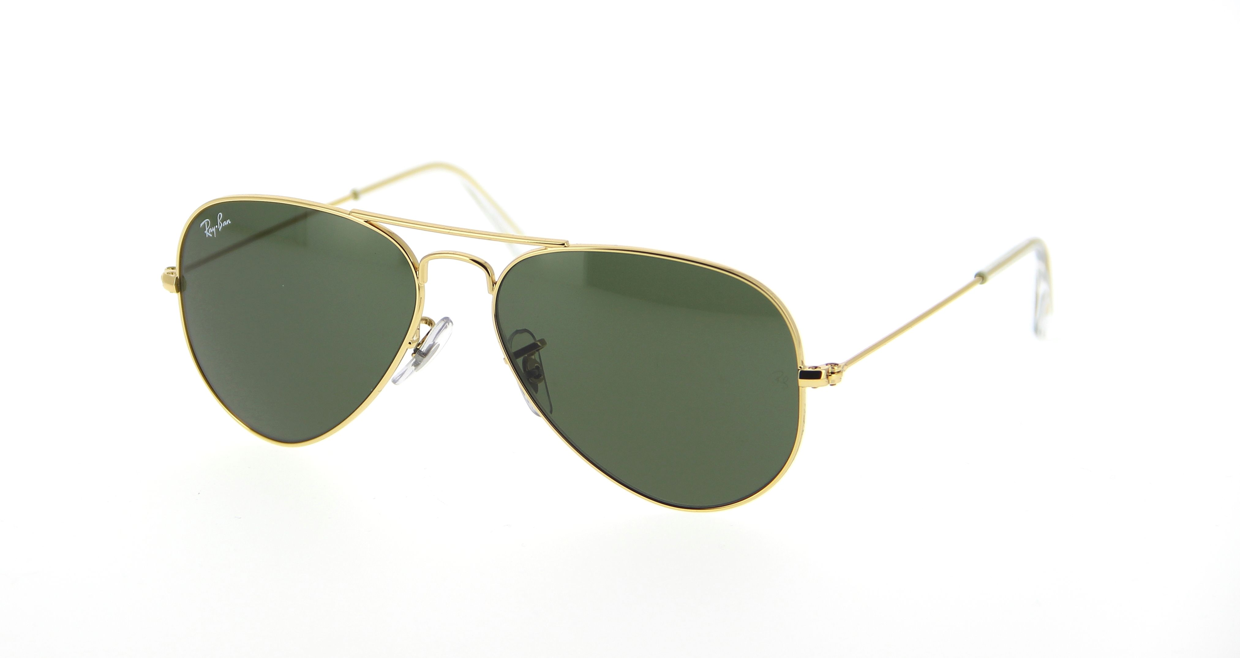 ray ban aviator 3025 taille 55