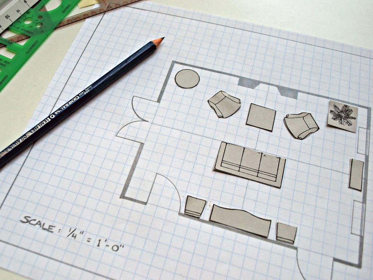 How To Create A Floor Plan And Furniture Layout Living Room