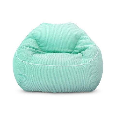 Pleasant Xl Corduroy Bean Bag Chair Pillowfort By Target Mint Frankydiablos Diy Chair Ideas Frankydiabloscom