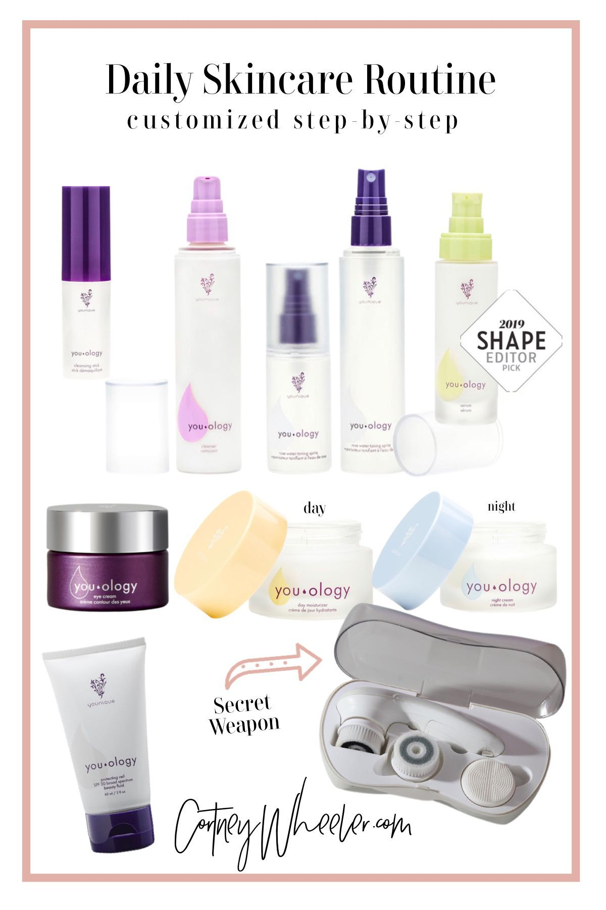 Skincare ft. Fancii Cleaner Step by Step in 2020 Skin