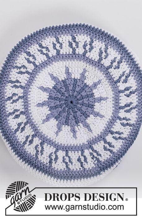 Free Pattern | tapestry | Pinterest | Hilo, Ganchillo y Bolsos