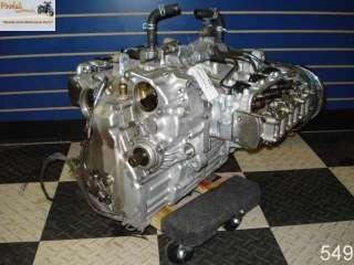 Honda Valkyrie GL1500 1500 ENGINE MOTOR TRANSMISSION | gold | Honda