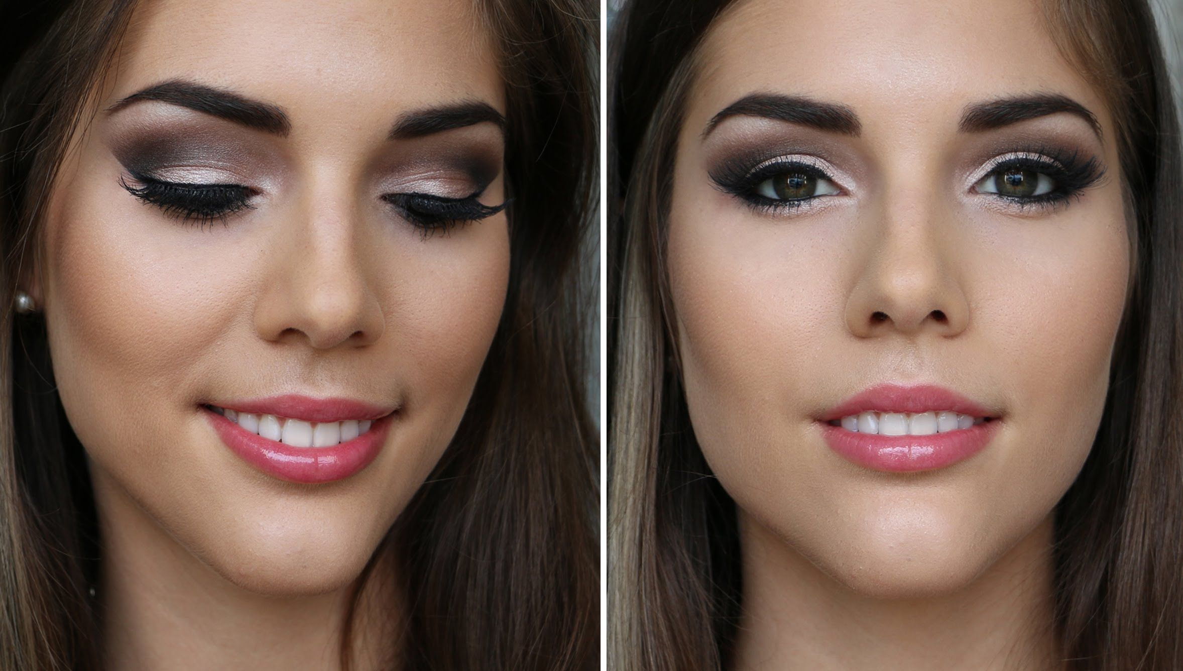 Makeup Tutorial Urban Decay Naked Palette  Prom -5112