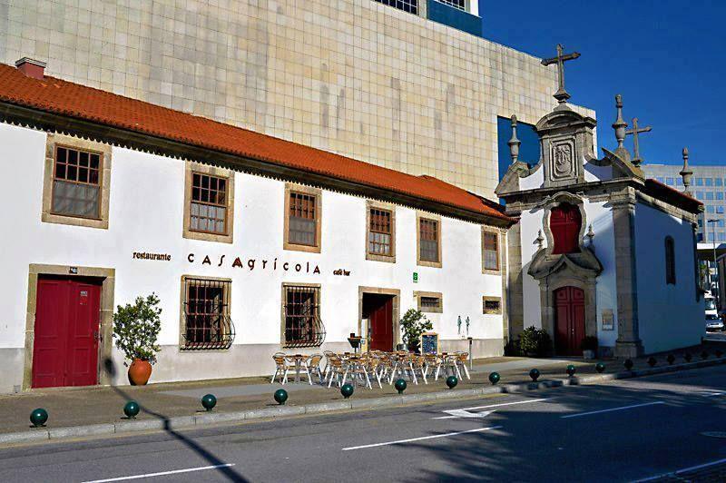 O #Porto está na #moda: #Casa #Agrícola como referência #gastronómica - #OPorto #CasaAgricola #fachada