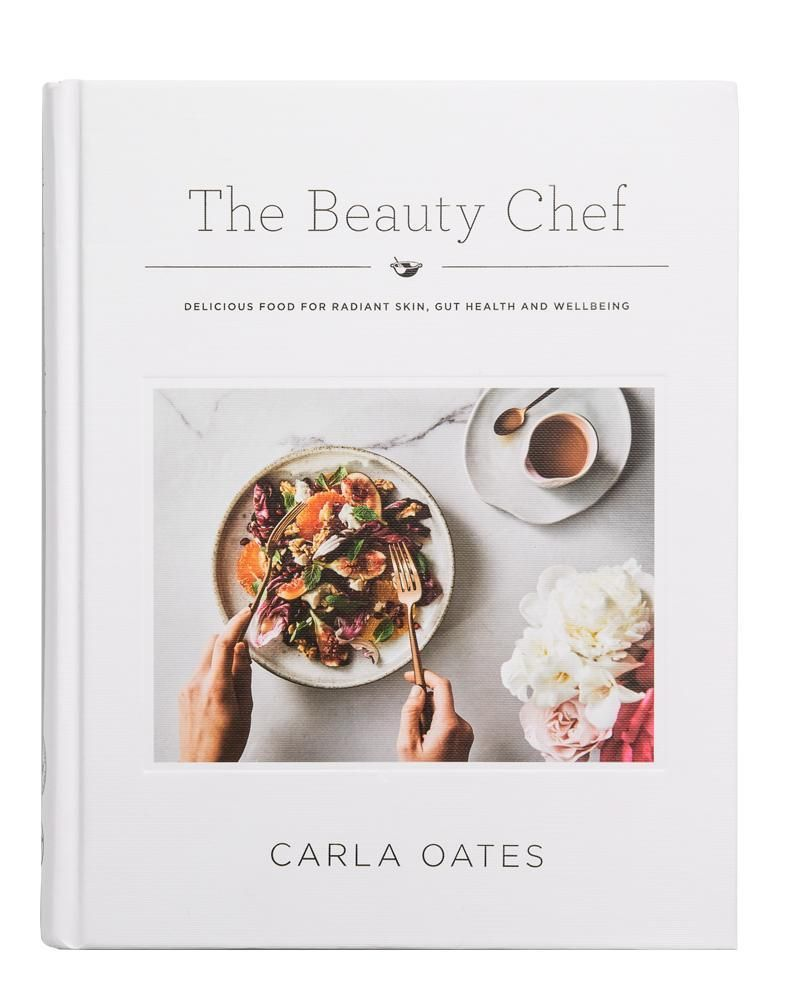 Product Tagline Beauty boosting cookbook with recipes to