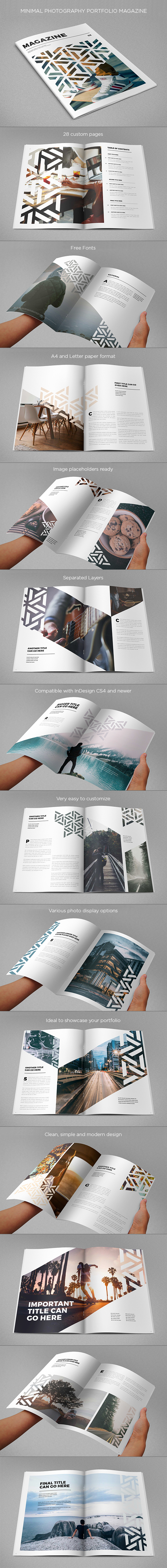 Modern Cool Pattern Magazine Download here
