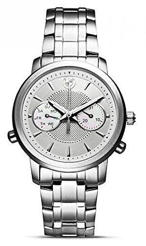 07cc05030db0 Original BMW Mujer Reloj De Pulsera Reloj Acero Inoxidable con Esfera Blanca