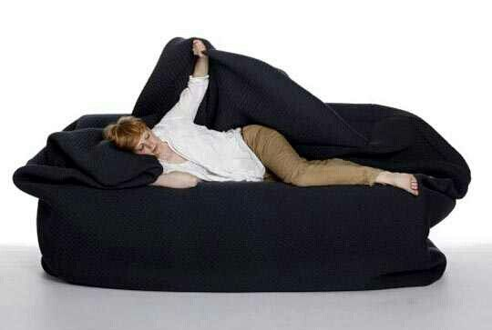 The couch you just want to crawl into at the end of a long