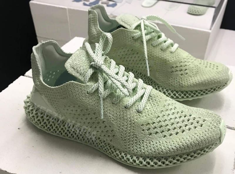 Daniel Arsham's Adidas Futurecraft 4D Drops Next Month ...