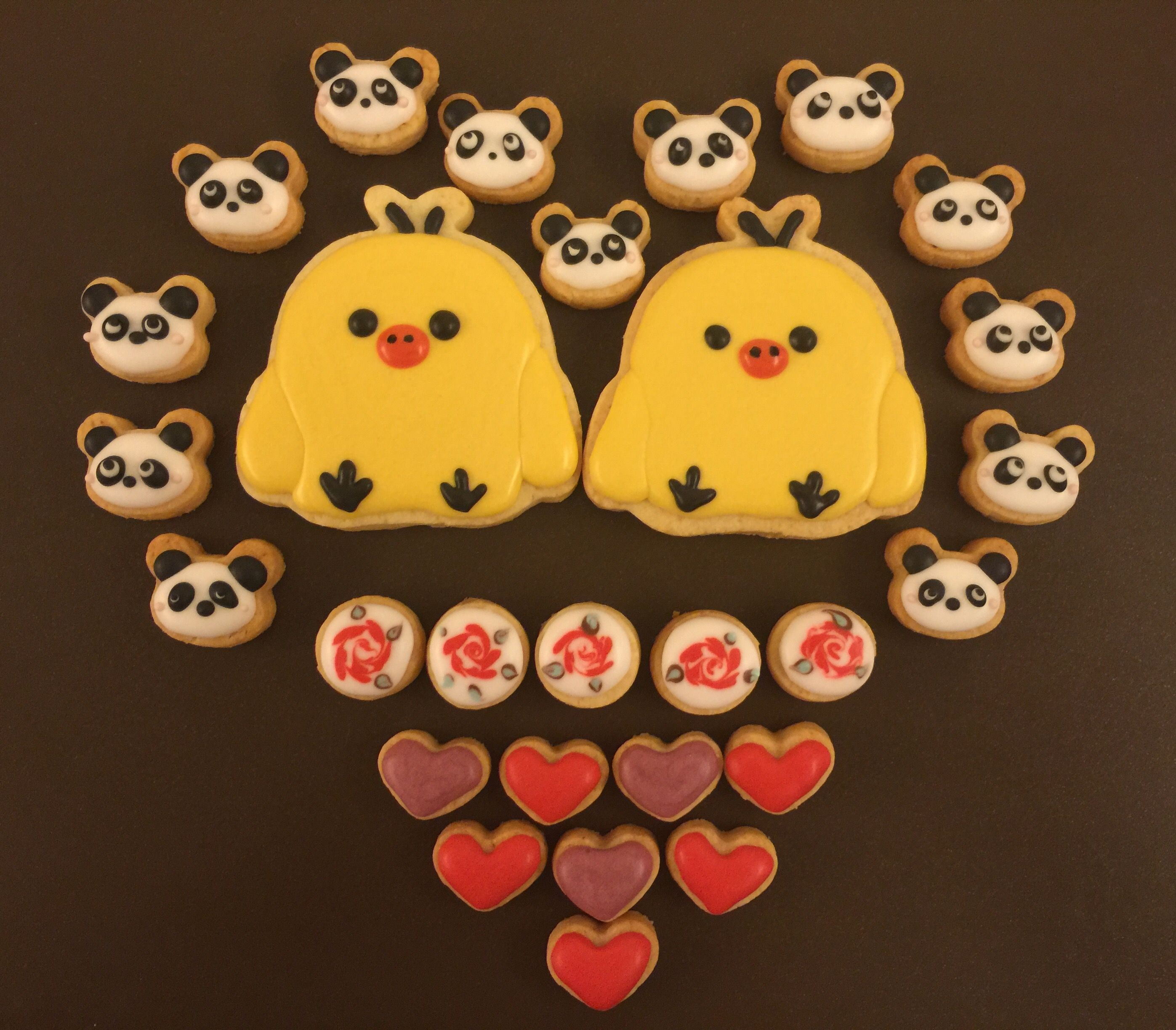 Cute cookies - by S.Y.