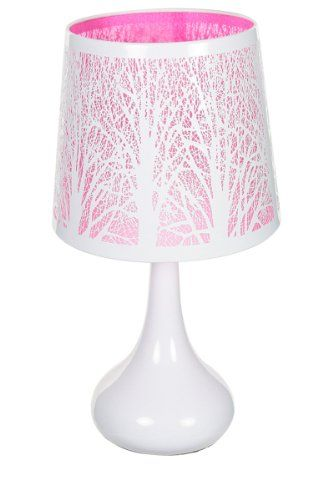 Lampe Touch Metal Blanc Motif Arbre Rose Atmosphera Http Www Amazon Fr Dp B00d2uuido Ref Cm Sw R Pi Dp K7 Tub1sq8m6e Lampe Tactile Lamp Lampe Touch