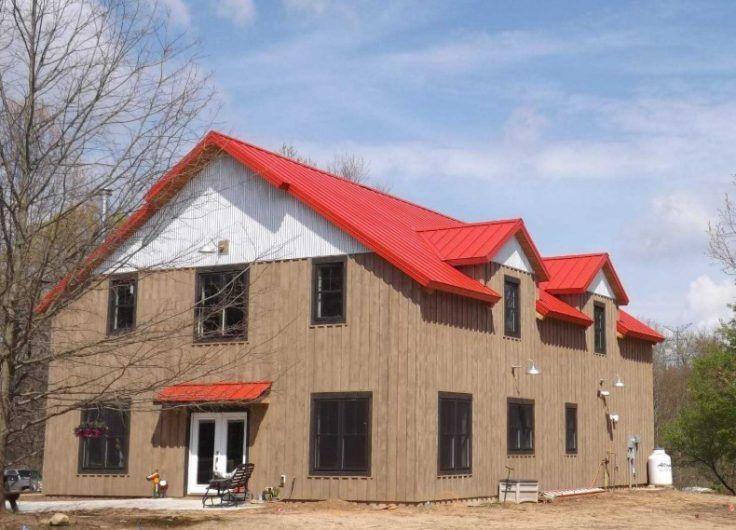 Barndominium designs barn house design steel barns pole homes also best images in rh pinterest