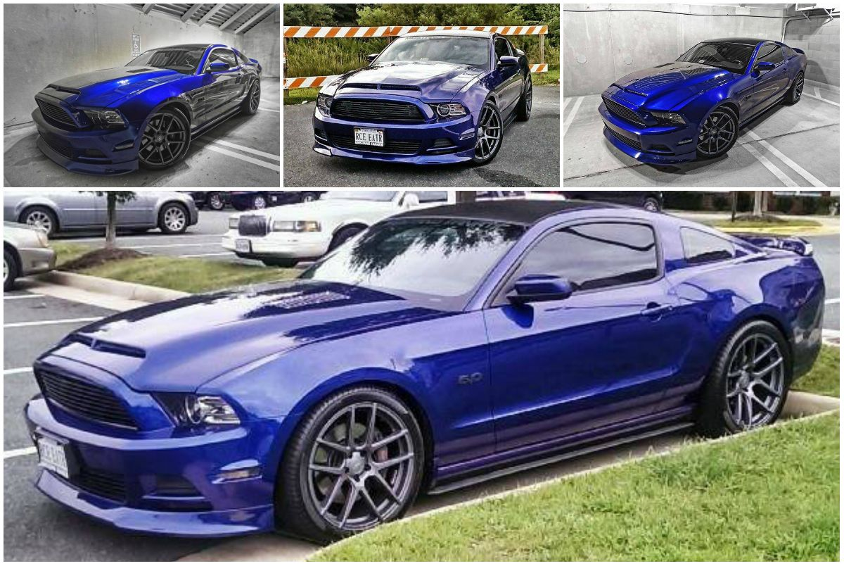 Ford Mustang on Velgen Wheels – Contact us for Sale Pricing! sales ...