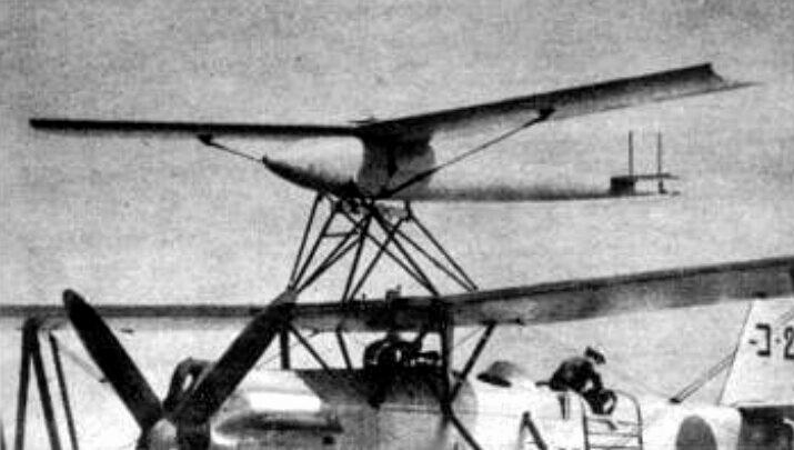 滑空標的機 日本海軍の試作無人...