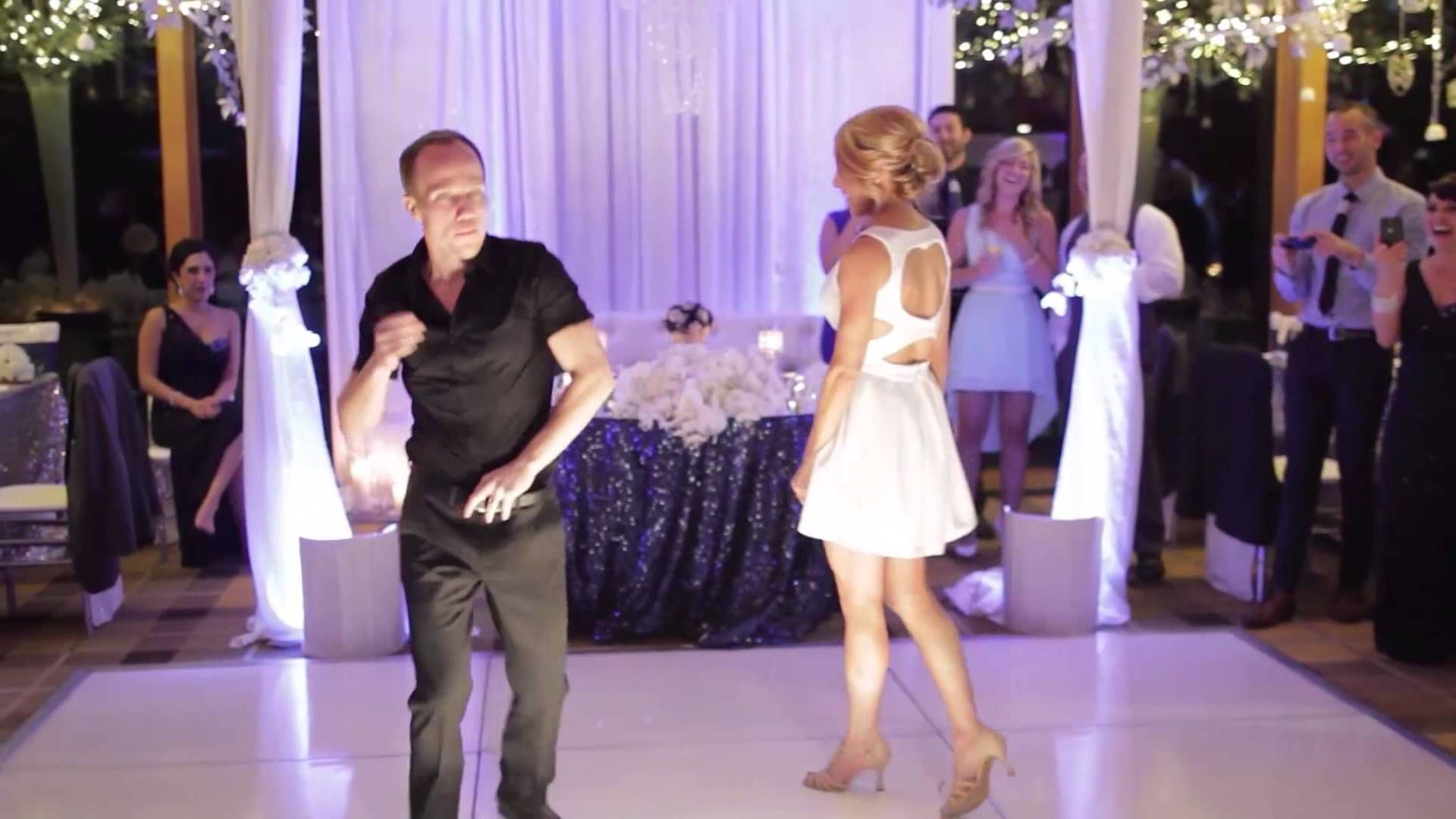 Dirty Dancing Time Of My Life Wedding Dance W Lift Black Eyed Peas Di