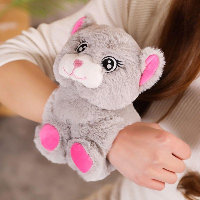 Best Stuffed Animals For Boy, Cute Animal Bracelet Plush Toy Unilovers Plush Stuffed Animals Cute Cartoon Animals Plush Toy Dolls