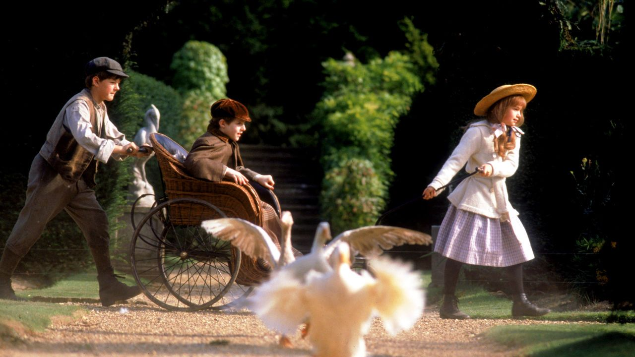 The Secret Garden - spectacular movie! And beautiful place