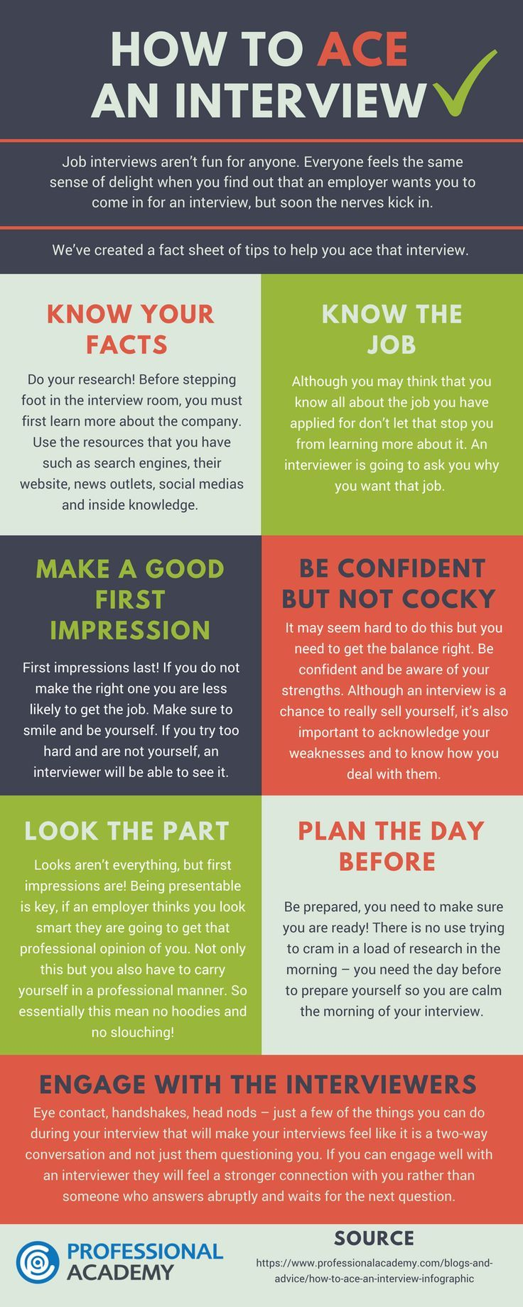 How to ace a job interview by professional academy jobs how to ace a job interview by professional academy solutioingenieria Choice Image