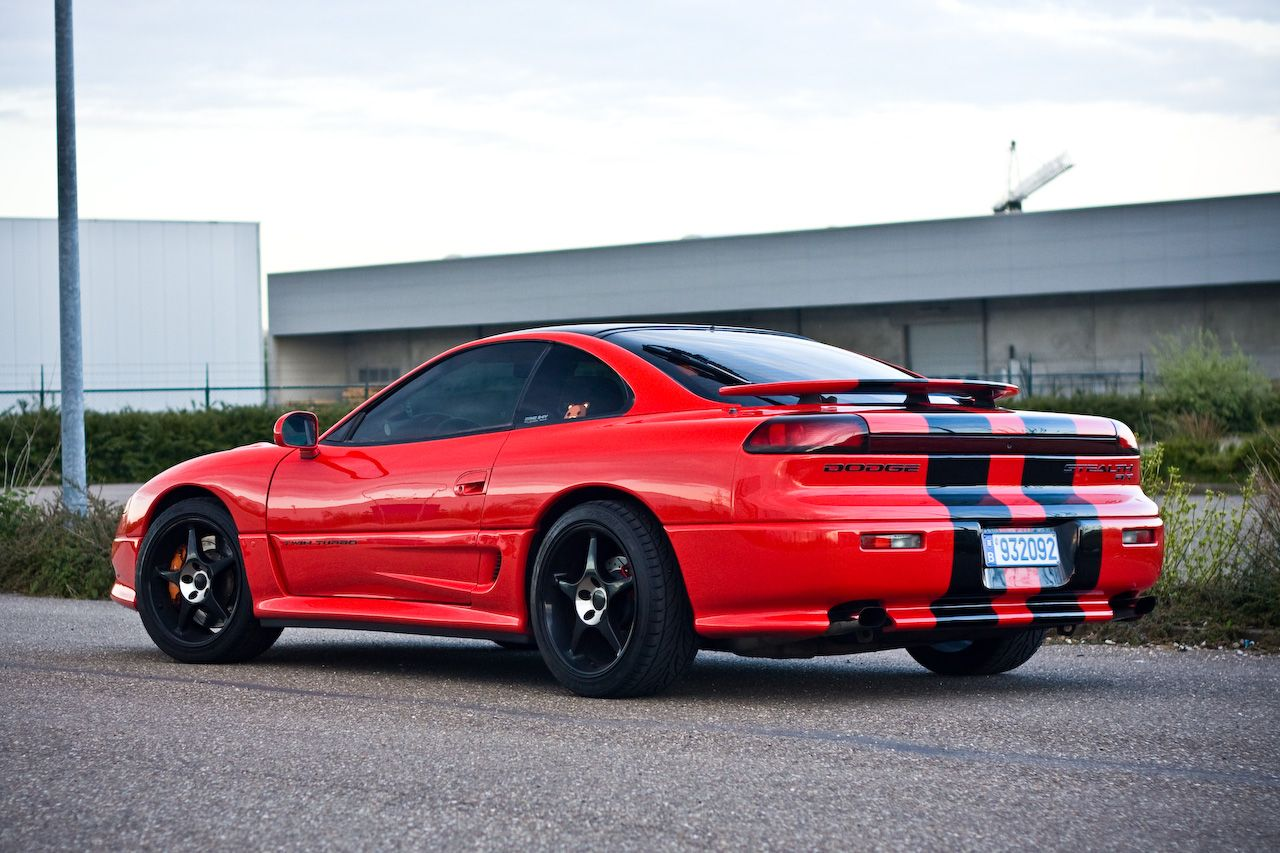 dodge stealth r t twin turbo Google Search Rides