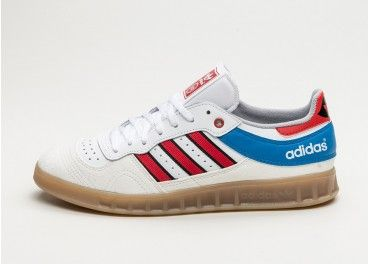 Adidas Balonmano Top og (vintage blanco / tactil Rojo / Bright Royal