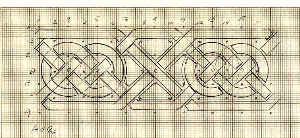 In uenerationem Titivillus: Nudos celtas | crop circles and simbols ...
