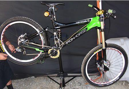 Sam Hill S 2008 Iron Horse Sunday Sweet Iron Horse