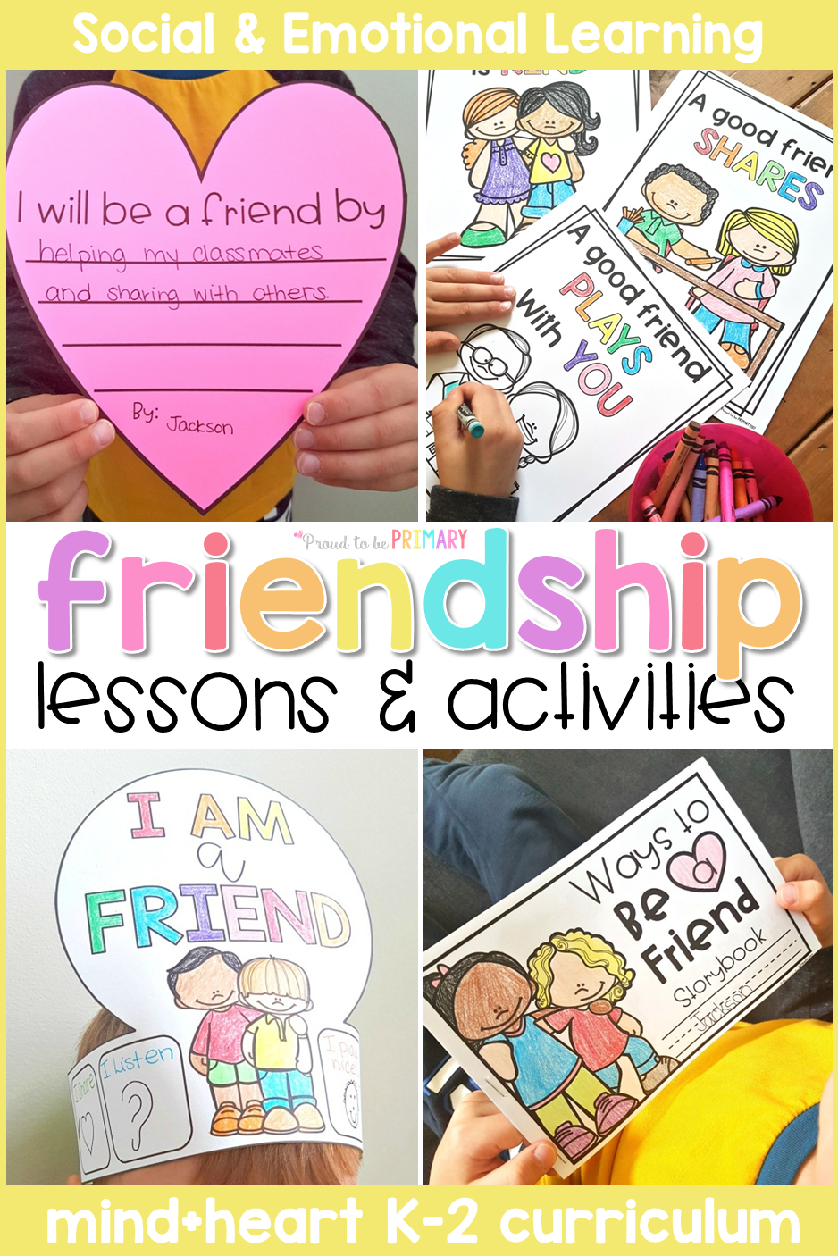 Predownload: Friendship Activities And Lessons To Build Classroom Relationships Proud To Be Primary Friendship Activities Preschool Friendship Activities Friendship Theme Preschool [ 1406 x 938 Pixel ]