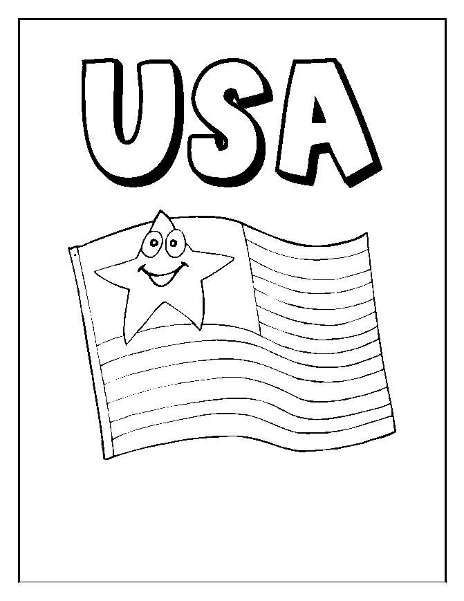 4th Of July Coloring Pages Coloring Pages Pinterest - new 4th of july coloring pages preschool