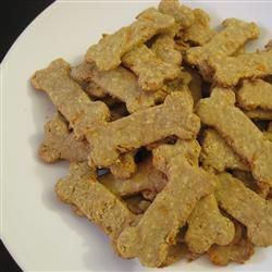 Heavenly Health Dog Biscuits Allrecipes.com