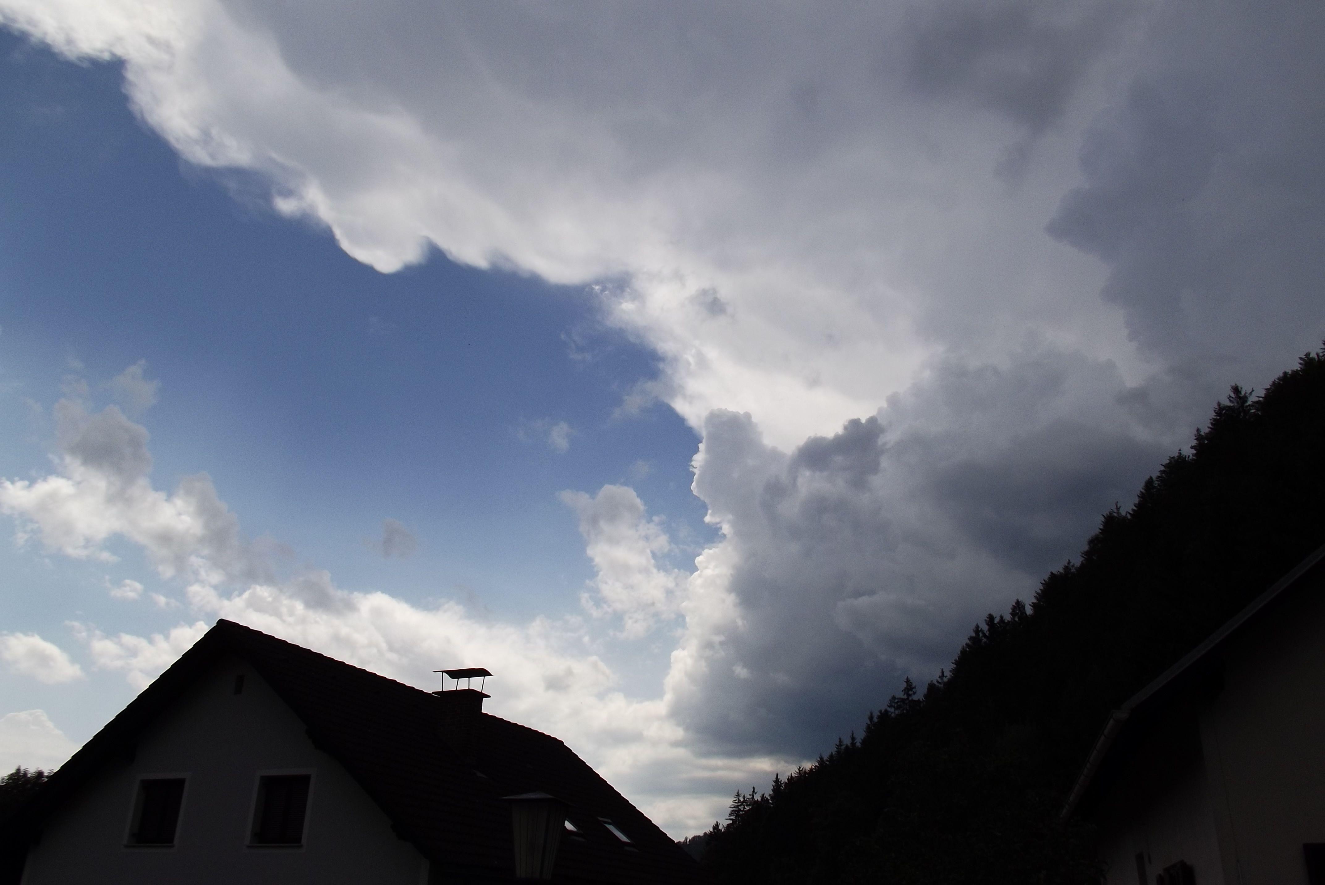 05.07.2014 - Eisschirm Wärmegewitter @ BZ Graz-Umgebung (STMK)