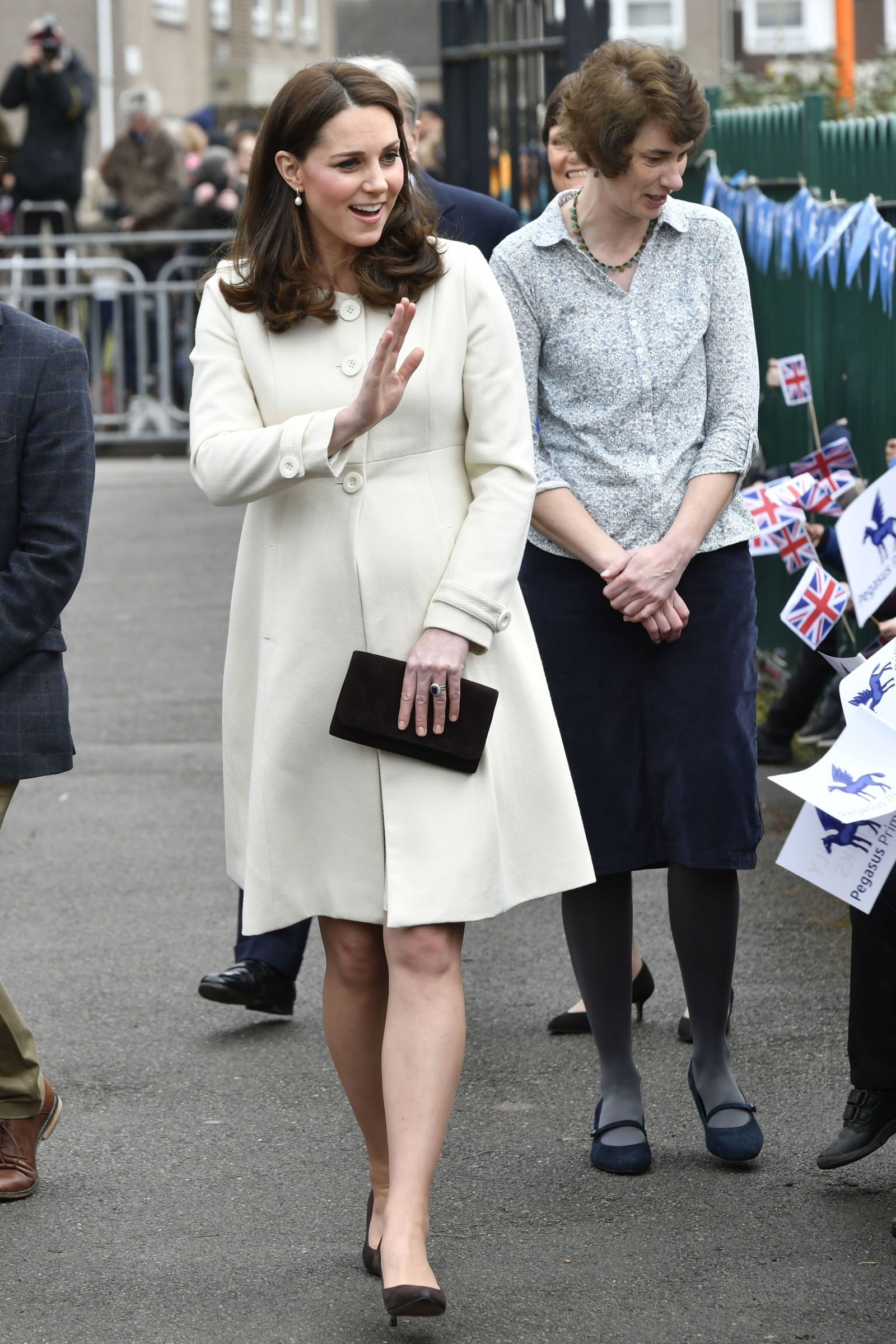 Kate Middleton Wears a Chic Gray Coat to Church with the Queen, as Prince George Goes on His First Grouse Shoot recommendations