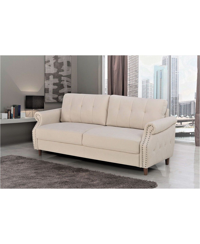 Us Pride Furniture Briscoe Sofa Reviews Furniture Macy S In 2020 Sofa Upholstery Elegant Sofa Furniture