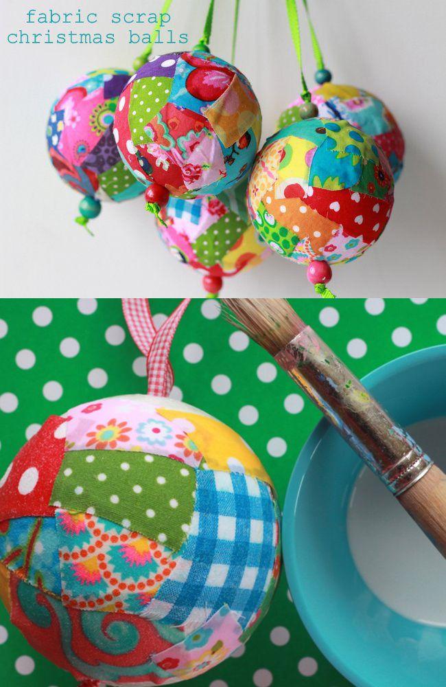 41++ Christmas fabric crafts ideas info
