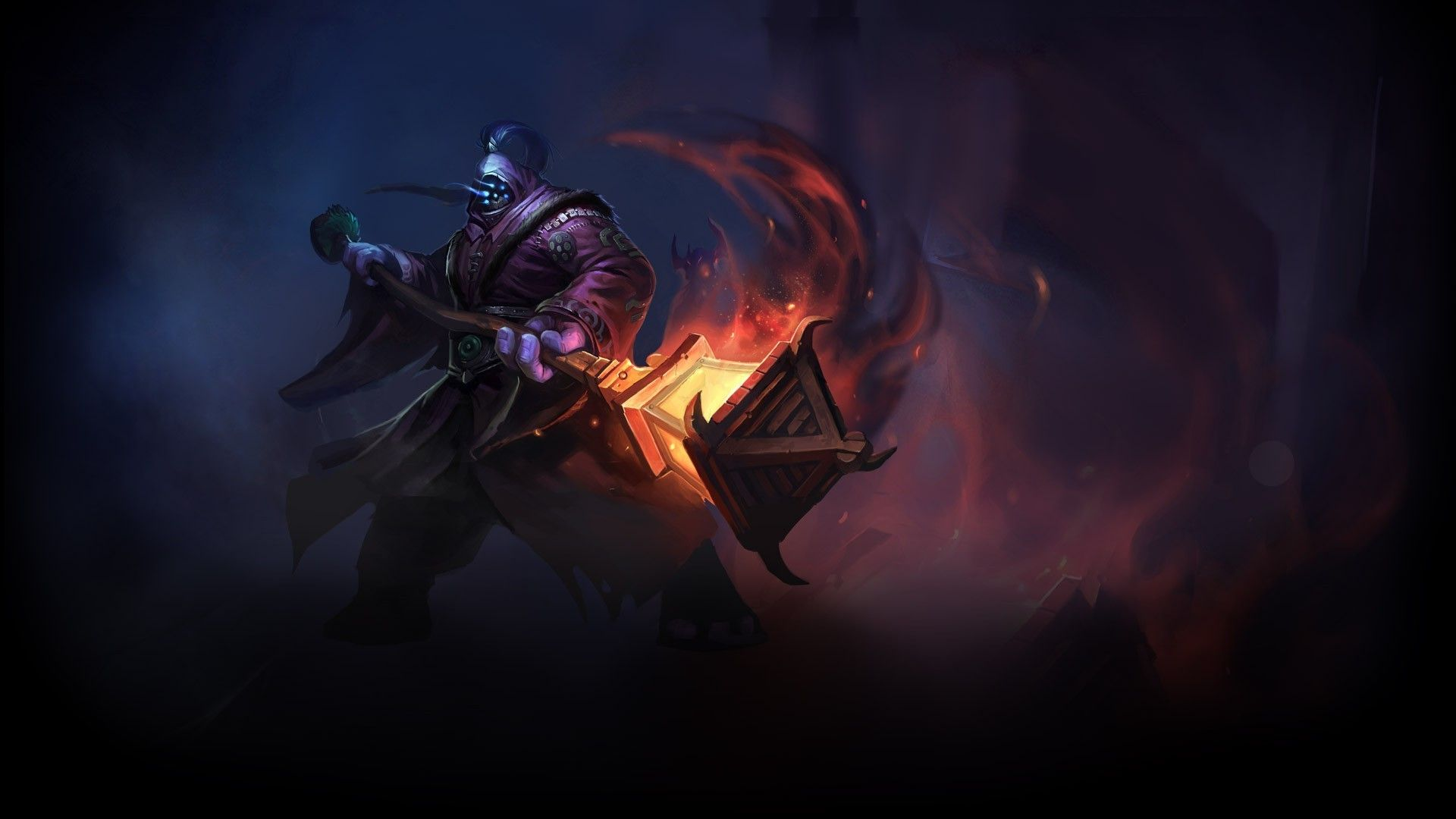 Jax League Of Legends Wallpaper
