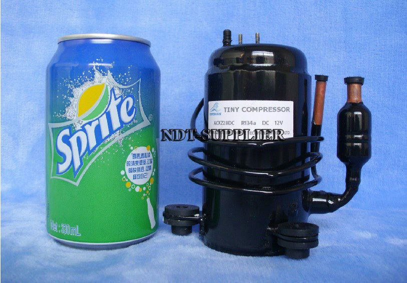 12v 150w Dc Tiny Compressor For Air Conditioner Micro Cooling Refrigeration Compressor Air Conditioner 150w