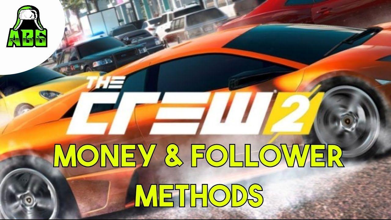 The Crew 2 Best Fastest Follower Money Making Methods Thecrew2 Crew2 Thecrew2live Thecrew Ps4live Racing Fast Followers Gamer 4 Life Mlb The Show
