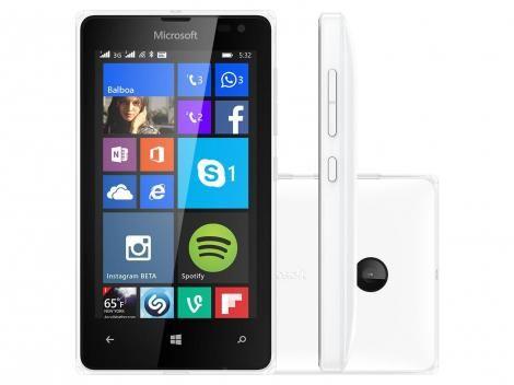 Smartphone Microsoft Lumia 532 Dual Sim DTV 3G com as melhores condições você encontra no site do Magazine Luiza. Confira!
