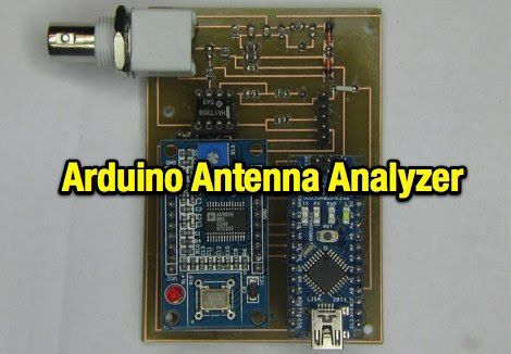 VK3YY Antenna Analyser Project An home made antenna analyzer