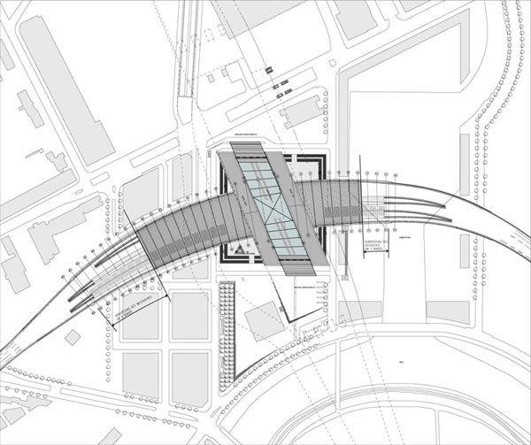 Berlin Hauptbahnhof Station Railway station Pinterest Architecture