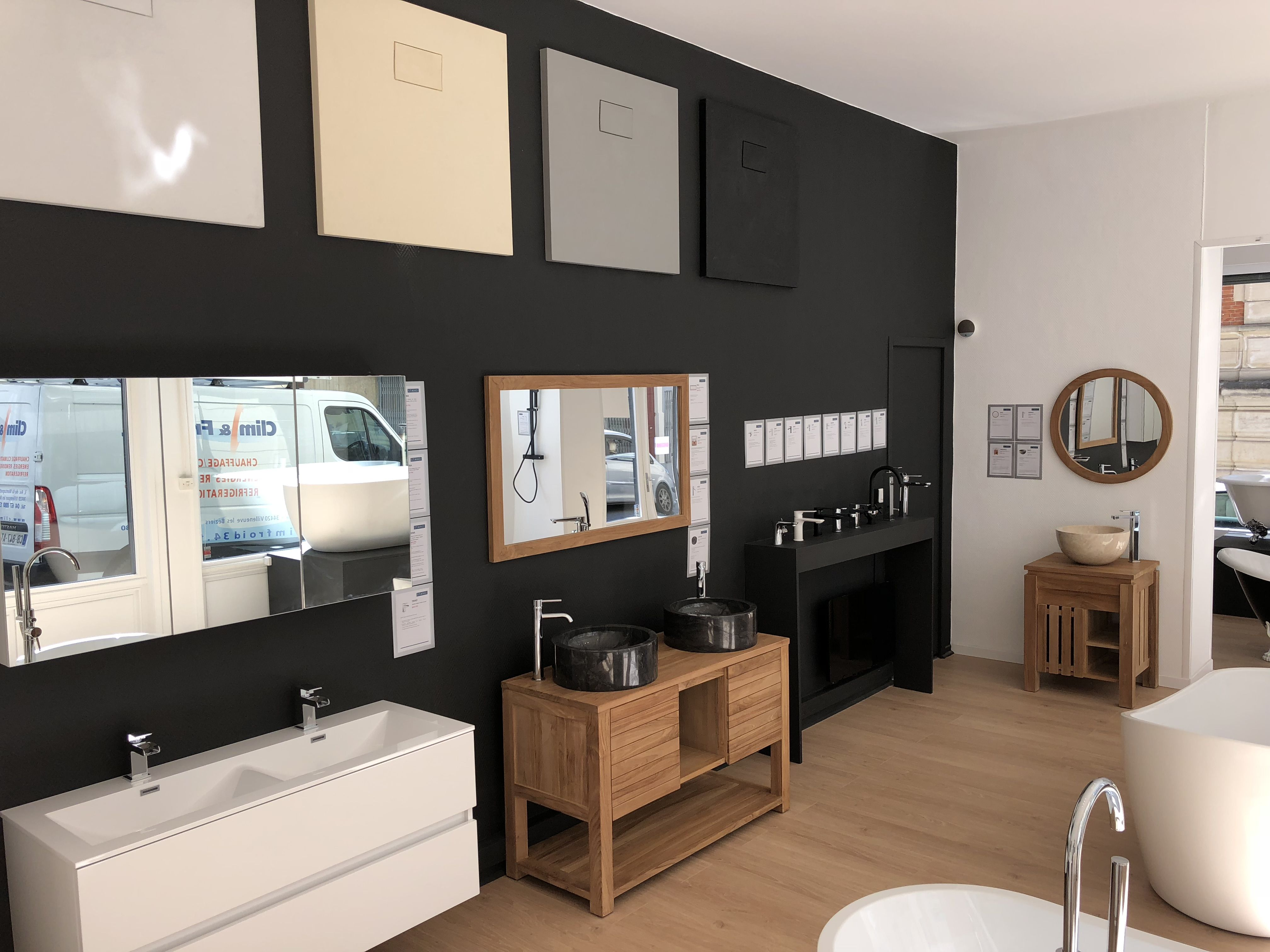 Decouvrez Notre Showroom Salle De Bain Beziers Centre Avec Images Showroom Salle De Bain