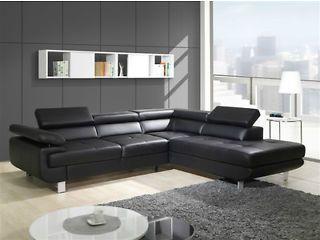 Daknress Ii Black Corner Sofa Bed With Huge Storage Modern Sofa Sectional Corner Sofa Bed Furniture