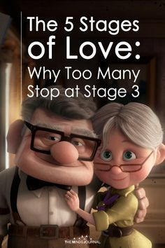 The 5 Stages of Love: Why Too Many Stop at Stage 3